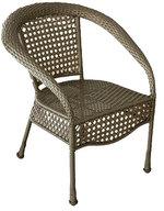 Универсални мебели от ратан за всесезонно използване в заведението Пловдив