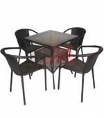 Ратанова  мебел за на открито Пловдив