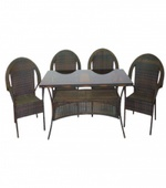 Каталожен избор на мебели от ратан за семейни хотели Пловдив