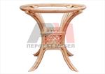 Универсални мебели от ратан за всесезонно използване във заведение Пловдив