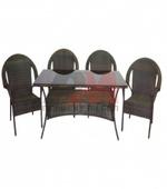 Ратанова стилна мебел за семейни хотели Пловдив