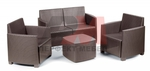 Ратанова мебел с луксозно качество за градината Пловдив