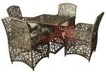 мебел от ратан за задния двор Пловдив