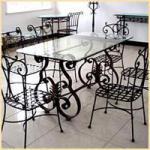 Желязна мебел за дома и градината Пловдив