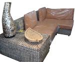 Ратанова мебел за малки хотели Пловдив