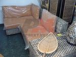 Ратанова мебел за всички видове пространства на малки хотели Пловдив