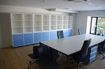 по-поръчка Цялостен интериорен дизайн за офис кабинети