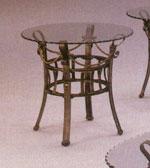 Универсална маса от ковано желязо за вътрешно и външно използване София по-поръчка