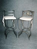 комплекти  бар столове ковано желязо София производители