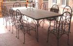 Мебели от желязо София продажби