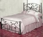 спалня от ковано желязо София