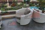 Качествени маси и столове ратан за заведения