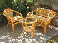 Меката мебел от ратан за всяка обстановка