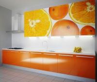 мебели с принт стъкло за нетипични кухненски помещения София