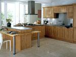 кухненски мебели за скосени пространстрва София поръчка