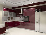 поръчкова кухня с вградени уреди София