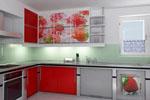 мебели за кухня с луксозна визия София по-поръчка