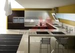 мебели лукс за нетипични кухненски помещения в къщата София