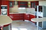 кухненски мебели за скосени пространстрва София