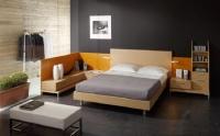 Тапицираните спални дават модерна и различна визия