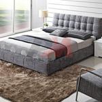 Спални и легла с тапицирани табли София