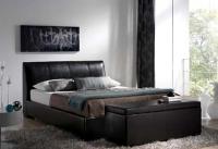 Легла с омекотени и тапицирани спални София