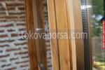 луксозна дървена дограма