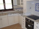 гранитные кухонные столешницы накладками