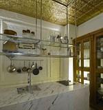 мрамора кухне
