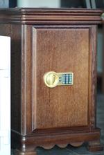 Уникален луксозен сейф за офис Пловдив