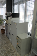 Дизайнерски бронирани сейфове за офис Пловдив