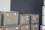 Поръчкова изработка на малък сейф за офис Пловдив