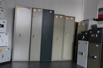 Поръчкова изработка на метален шкаф за папки за офис Пловдив