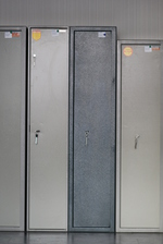 Дизайнерски офис метални шкафове за папки Пловдив
