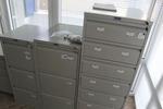 Работен метален шкаф за класьори с уникален дизайн Пловдив
