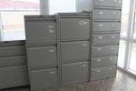 Офис офис метални шкафове за папки по индивидуален проект Пловдив