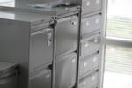 Метални шкафове за класьори по индивидуална заявка Пловдив