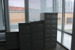 Разнообразни метални шкафове за документи Пловдив