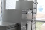 Проектиране и изработка на офис метални шкафове за документи Пловдив
