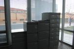 метален шкаф за класьори  по индивидуален проект Пловдив