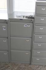 Работен метален шкаф за папки Пловдив
