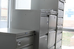 Офис метални шкафове за документи и за офис дизайнерски Пловдив