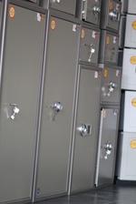 Уникален метален шкаф за класьори Пловдив