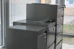 метален шкаф за папки  за офис поръчков Пловдив