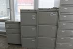 Офис метален шкаф за класьори с уникален дизайн Пловдив