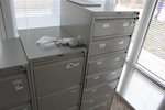 Поръчкова изработка на метален шкаф за класьори за офис Пловдив