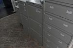 Офис офис метални шкафове за класьори по индивидуален проект Пловдив