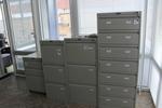 метален шкаф за класьори за вграждане Пловдив