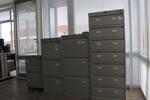 Поръчкова изработка на метални шкафове за класьори Пловдив