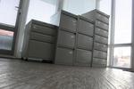 Дизайнерски метален шкаф за класьори Пловдив